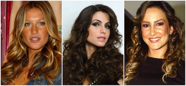 cabelo ondulado 2 Cabelos Ondulados (Tipo 2) – Tratamentos, Dicas e Cuidados