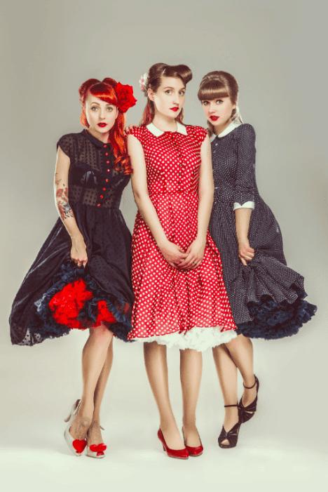 Petticoat Kleider Online Shops Läden Designer Labels