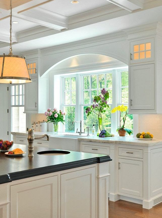 My Kitchen Remodel: Windows Flush With Counter - The Inspired Room