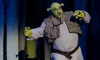 """Muusikali """"Shrek"""" eeletendus Nokia Kontserdimajas"""