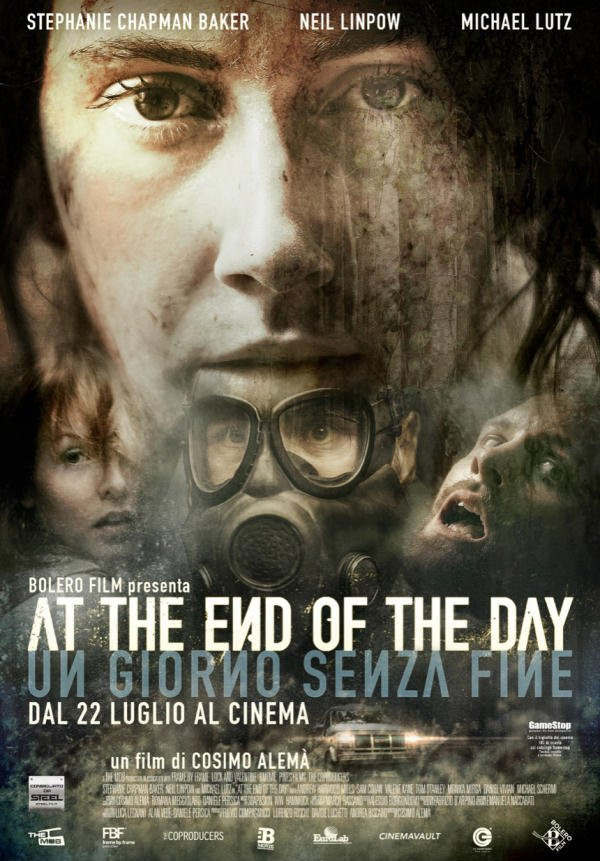 Risultati immagini per at the end of the day film