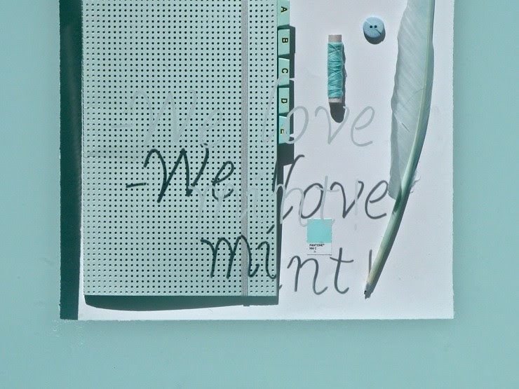 We love mint