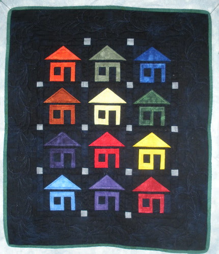 Lost & Found - A Doll Quilt