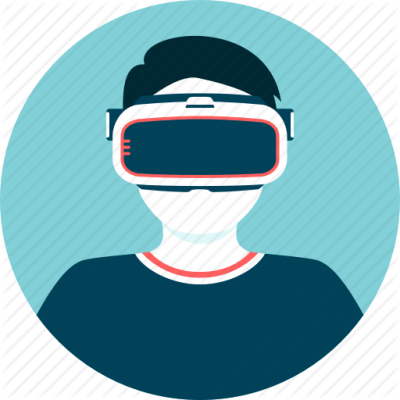 Download VIRTUAL REALITY Free PNG transparent image and clipart