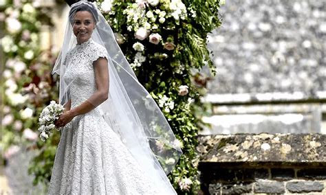 Pippa Middleton's wedding dress: what the experts are saying