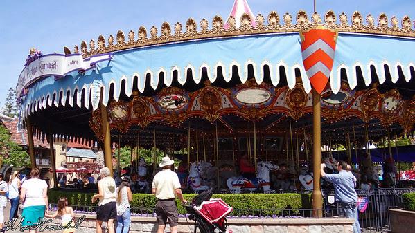 Disneyland Resort, Disneyland, Fantasyland, Courtyard