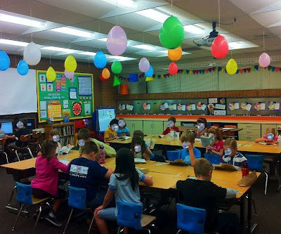 countdown to the last day of school.  each balloon has an activity to do when it is popped  http://www.pinterest.com/pin/209628557630003479/