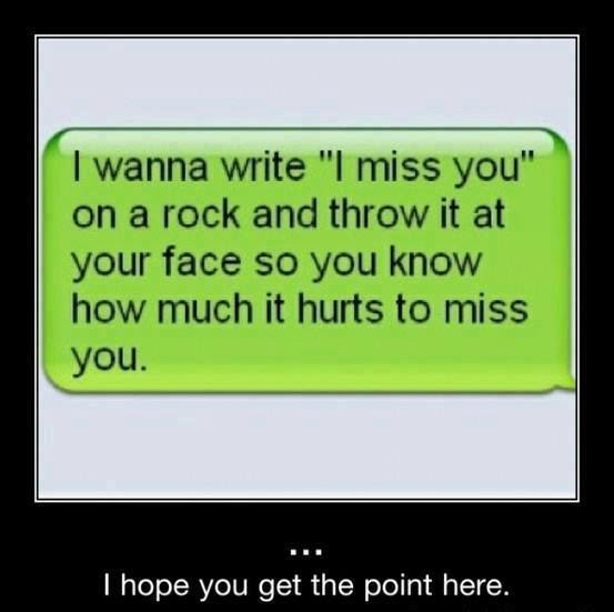 I Miss You Funny Pictures Quotes Pics Photos Images Videos Of