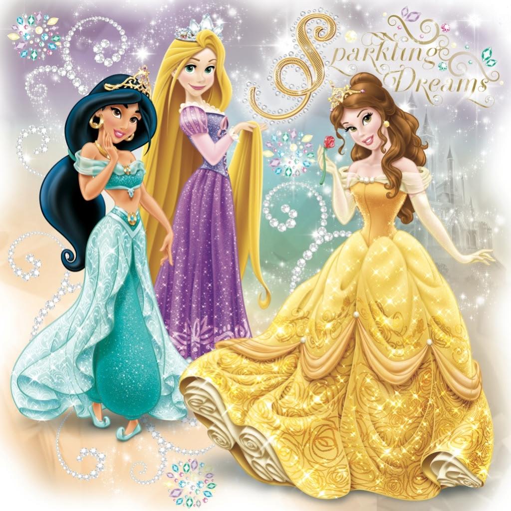 Disney Princesses - Disney Princess Photo (37082014) - Fanpop