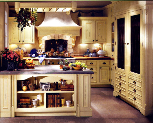 Kitchen: Charming Country Kitchen Designs ~ CLAFFISICA