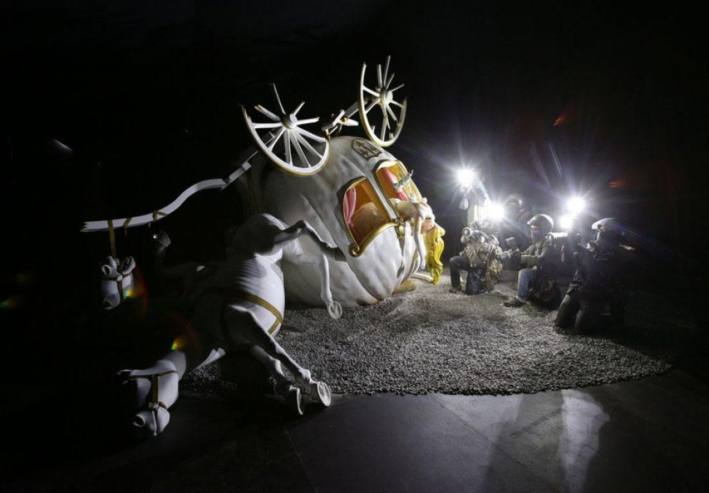 Dismaland, por Banksy: esta é a versão obscura da Disneylândia 14