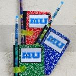 DIY Monsters University Notebook