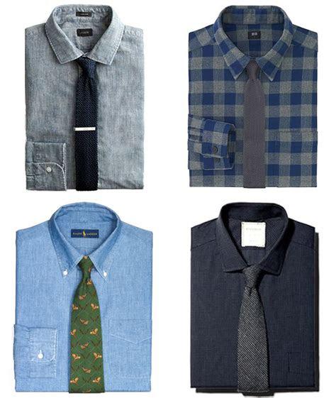 guide  mens shirt tie combinations fashionbeans
