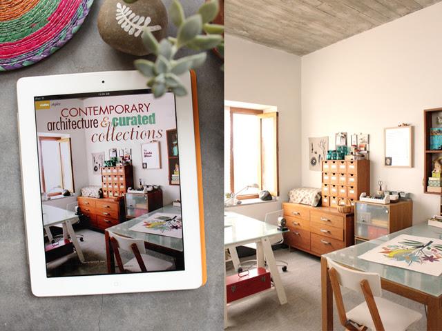 Studios Magazine feature