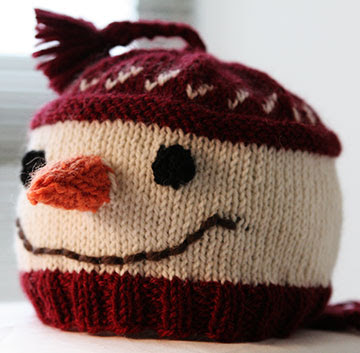Snow Hat - Front