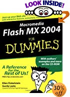 Macromedia Flash MX 2004 for Dummies