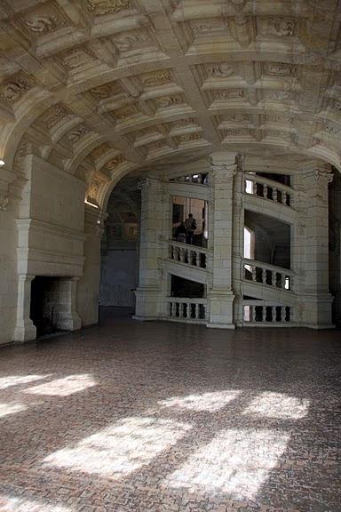 Замок Шамбор – королевский каприз 44570