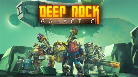 wallpaper deep rock galactic xbox  pc