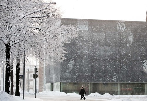 hameenlinna provincial archive ~ heikkinen-komonen architects | graphic concrete