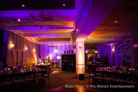 Hilton Mission Bay Wedding   San Diego DJ & Lighting
