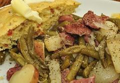 Mmm...green beans