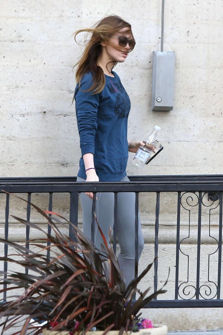 Megan Fox 2014 Pics in tights-06