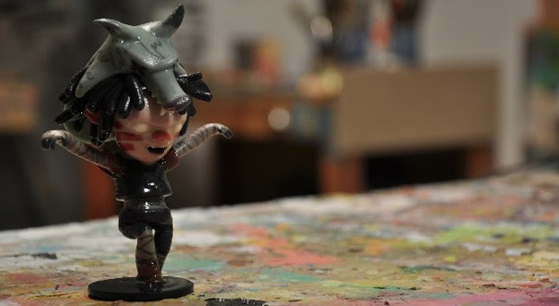Sandboxr lets us easily make customposed, 3Dprinted action figures video