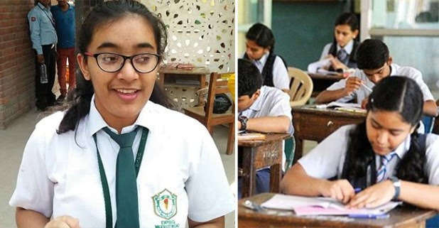 CBSE declared 12th class result today, girls top this time too