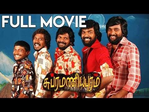 Subramaniapuram Tamil Full Movie | Jai | M.Sasikumar | Samuthirakani