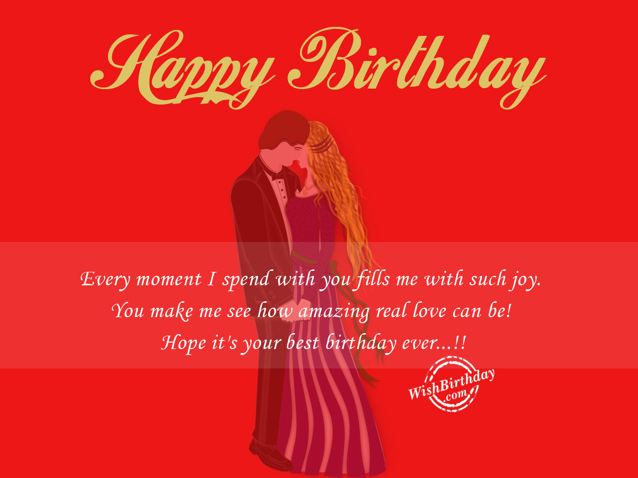 10 Happy Birthday Wishes for Boyfriend Long Distance | Top colection