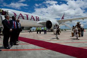 Qatar Airways starts Maputo
