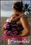Babywearing in Paradise