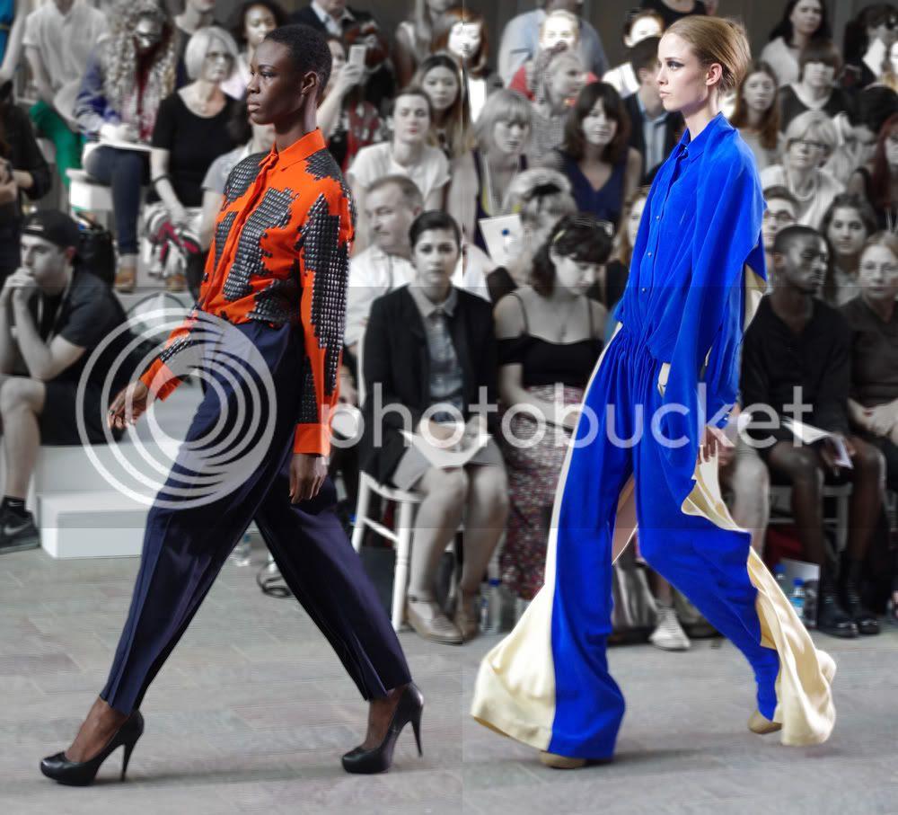 Leena Muley (Fashion Womenswear) CSM BA Press Show