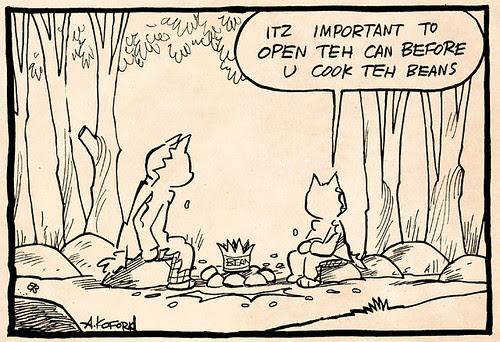 Laugh-Out-Loud Cats #2280 by Ape Lad