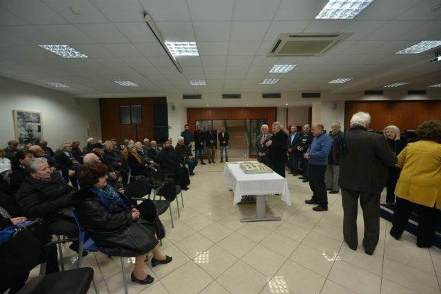 Θεσπρωτία: Κοπή πίτας και εκλογοαπολογιστική Γ.Σ. της Ενωσης Συνταξιούχων Ο.Α.Ε.Ε. Ν.Θεσπρωτίας