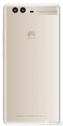 Alleged Huawei P10 leaked renders