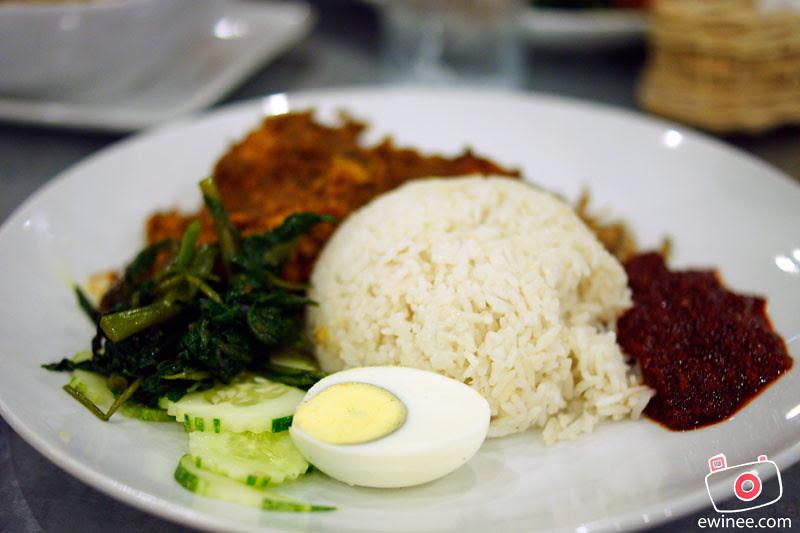 CHAWAN-CITTA-MALL-nasi-lemak-ayam-masak-merah