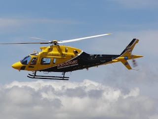 Taranaki-based Rescue Helicopter