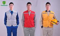 đồng phục kỹ sư xây dựng