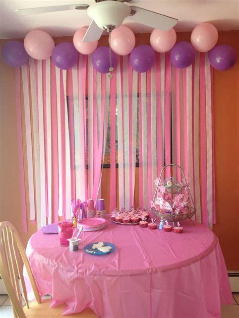 diy birthday party decorations colton guirnaldas