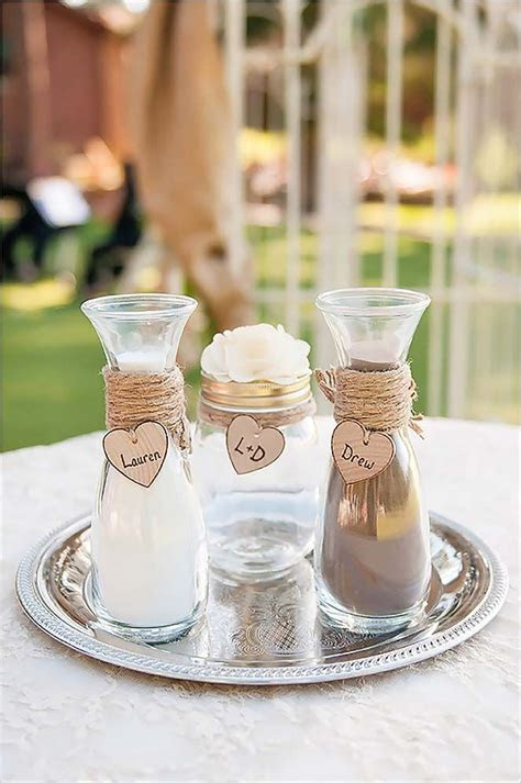 17 Best ideas about Wedding Sand Ceremony on Pinterest