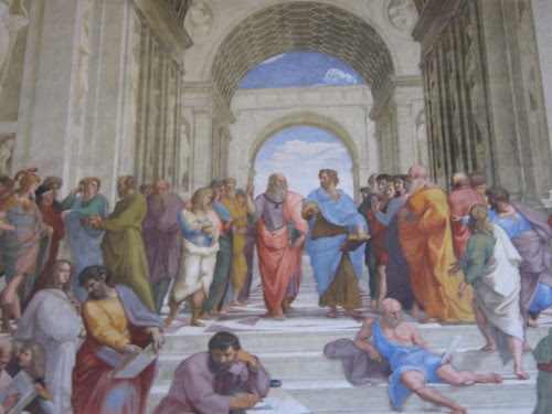 16-The School of Athens