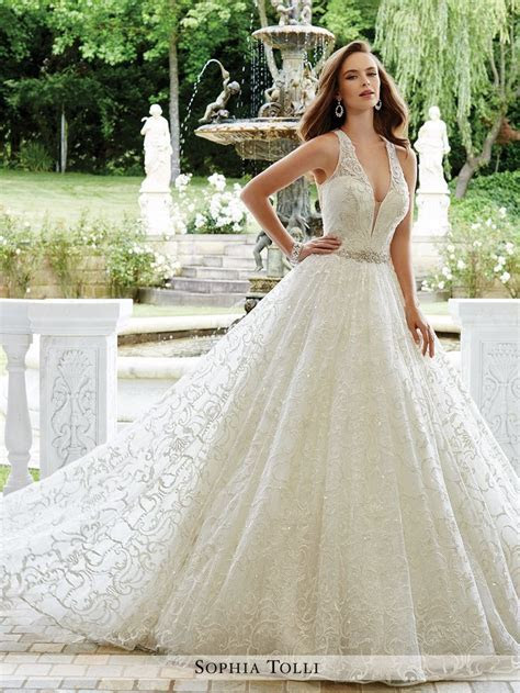 Sophia Tolli   Firenze   Y21675   All Dressed Up, Bridal