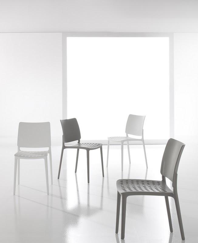 Silla de polipropileno Blues - Archirivolto Design, decoracion, diseño, interiores, muebles