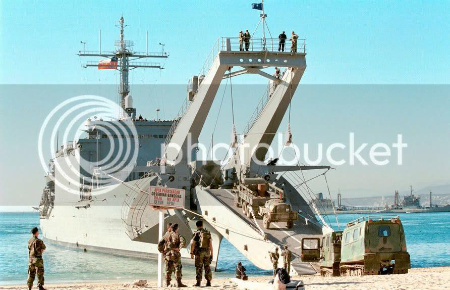 Resultado de imagen para LST Clase Newport