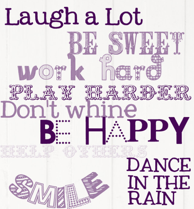 Laugh A Lot Be Sweet Work Hard Play Harder Pictures Photos And