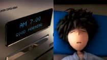 Morning Alarm: Different tones for heavy sleepers