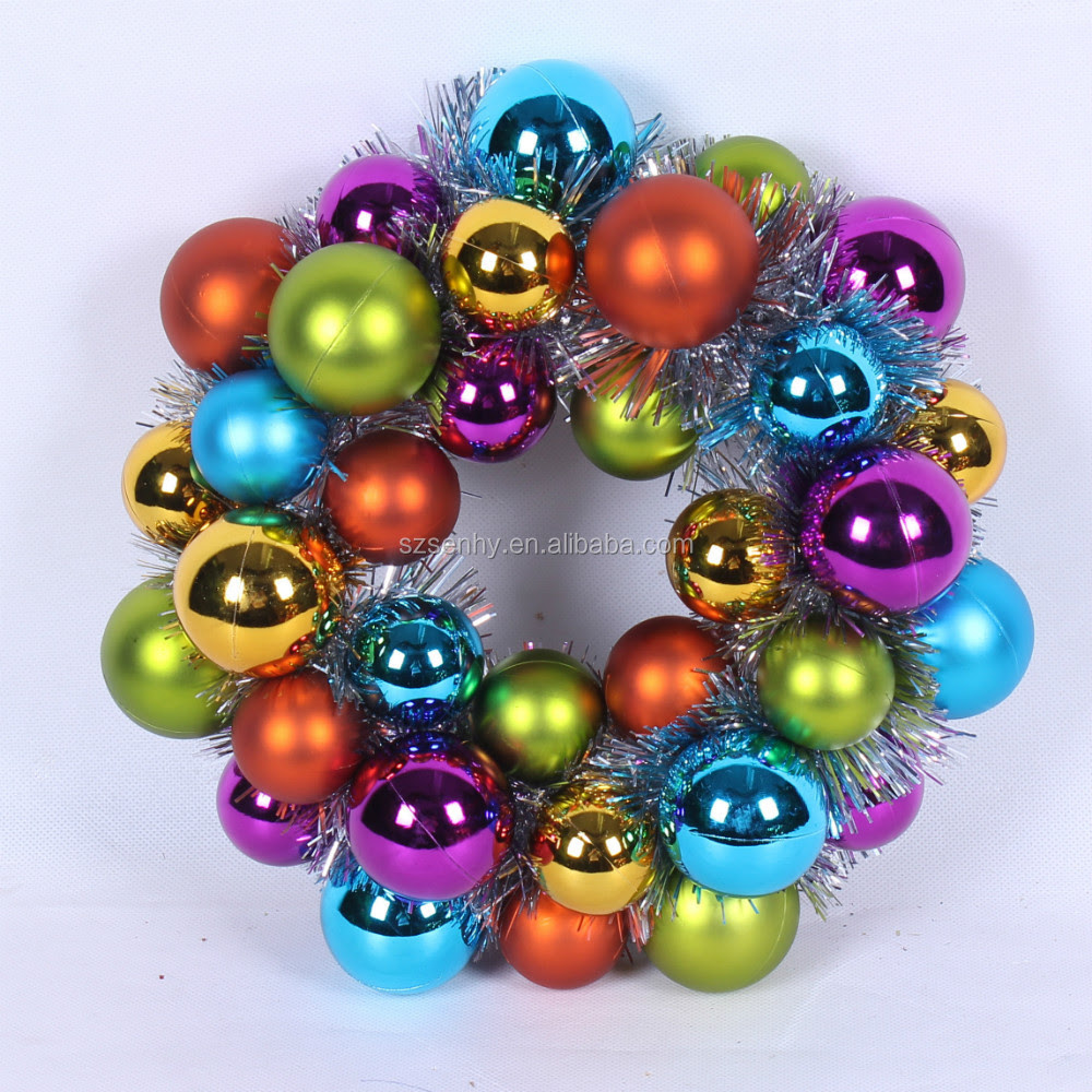 Colorful Christmas Metal Wire Wreath Frames Wholesale Buy Metal