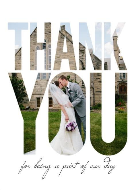 25  best ideas about Wedding Thank You Cards on Pinterest