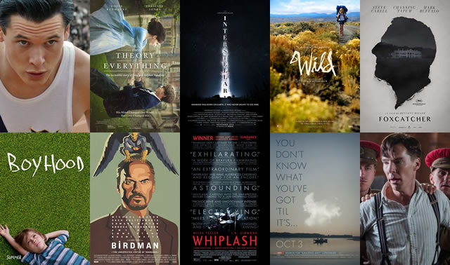 Updated 2015 Oscar Predictions: Best Picture is Still Very ...